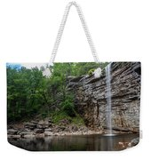 June Morning At Awosting Falls II Weekender Tote Bag