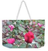 June Rose #4 Weekender Tote Bag