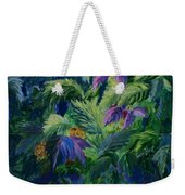 Jungle Delights Weekender Tote Bag