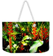 Jungle Fever Weekender Tote Bag