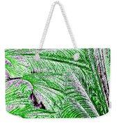 Jungle Flora Weekender Tote Bag