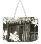 Jungle Hideaway Weekender Tote Bag