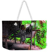 Jungle Life Weekender Tote Bag