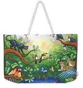 Jungle One Weekender Tote Bag