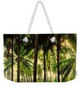 Jungle Paradise Weekender Tote Bag