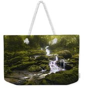 Jungle Riverflow Scene Weekender Tote Bag