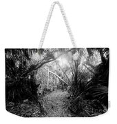 Jungle Trail Weekender Tote Bag