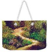 Jungle Walk Weekender Tote Bag