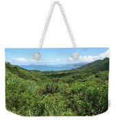 Jungleized Valley Weekender Tote Bag