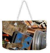 Junk 13 Weekender Tote Bag
