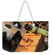 Junk 17 Weekender Tote Bag