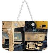 Junk 6 Weekender Tote Bag