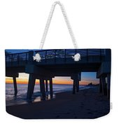 Juno Pier Moring Gaze Weekender Tote Bag
