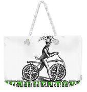 Junquentoys Bike-o-vator Weekender Tote Bag