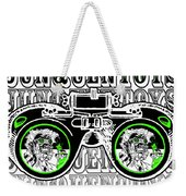 Junquentoys Goggle Fader Fashion Weekender Tote Bag