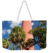 Jupiter Lighthouse II Weekender Tote Bag