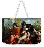 Jupiter Mercury And Virtue 1524 Weekender Tote Bag