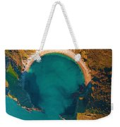 Jurassic Coast From The Air Weekender Tote Bag