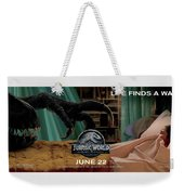 Jurassic World Fallen Kingdom 2.5 Weekender Tote Bag