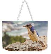 Just A Bird Weekender Tote Bag