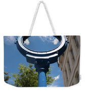 Just A Blue Hole Now Weekender Tote Bag
