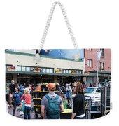 Just A Cuppa Weekender Tote Bag
