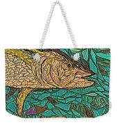 Just A Fish Weekender Tote Bag