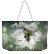 Just A Flower Weekender Tote Bag