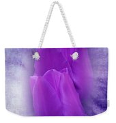 Just A Lilac Dream -1- Weekender Tote Bag by Issabild -