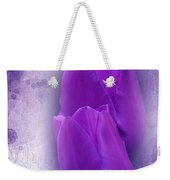 Just A Lilac Dream -2- Weekender Tote Bag by Issabild -