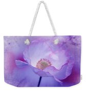 Just A Lilac Dream -3- Weekender Tote Bag by Issabild -