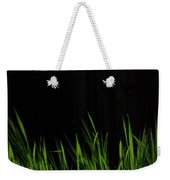 Just A Little Grass Weekender Tote Bag