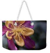Just A Pretty Flower Weekender Tote Bag