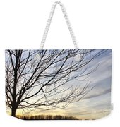 Just A Tree And Clouds Weekender Tote Bag