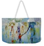 Just After A Heavy Rain Fall Weekender Tote Bag