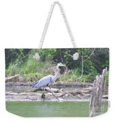 Just An Evening Stroll I Weekender Tote Bag