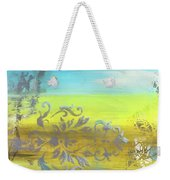 Just Another Damask In Paradise Weekender Tote Bag