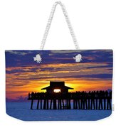 Just Another Day In Paradise Weekender Tote Bag