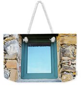 Just Another Historic Window Weekender Tote Bag