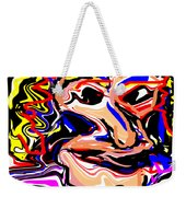 Just Another Pretty Face Weekender Tote Bag