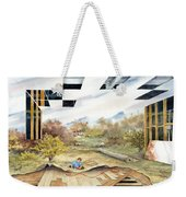 Just Another Unfinished Landscape Painting Weekender Tote Bag