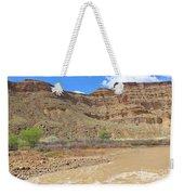 Just Around The River Bend 6 Weekender Tote Bag