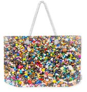 Just Beads Weekender Tote Bag