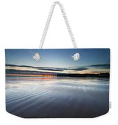 Just Before Sunrise Weekender Tote Bag