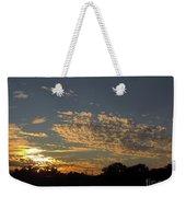 Just Before Sunset Weekender Tote Bag