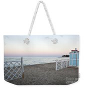 Just Before Sunset  Weekender Tote Bag