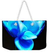 Just Blue Weekender Tote Bag