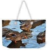 Just Ducky Weekender Tote Bag