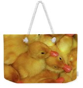 Just Ducky Weekender Tote Bag