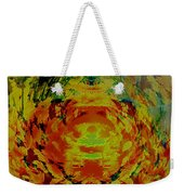 Just Flowers Weekender Tote Bag